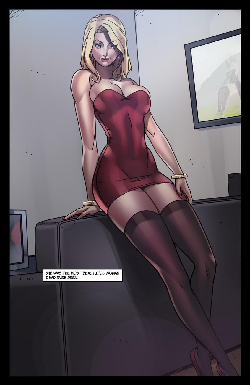 Futanari hentai porn comics