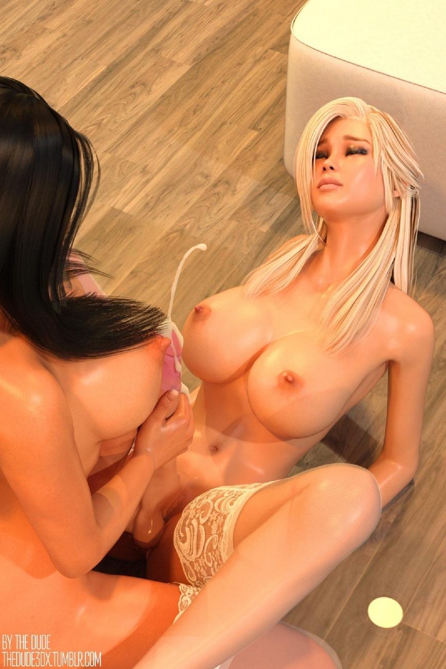 Tatiana & Kayla 2 - Continued - part 2