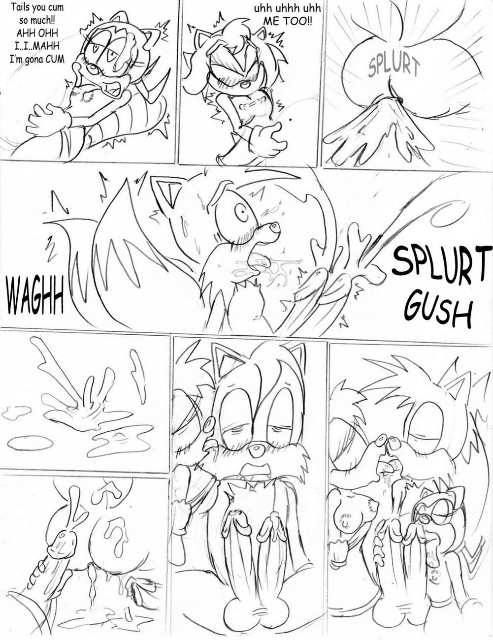 Tails\' Wake Up Call - part 2