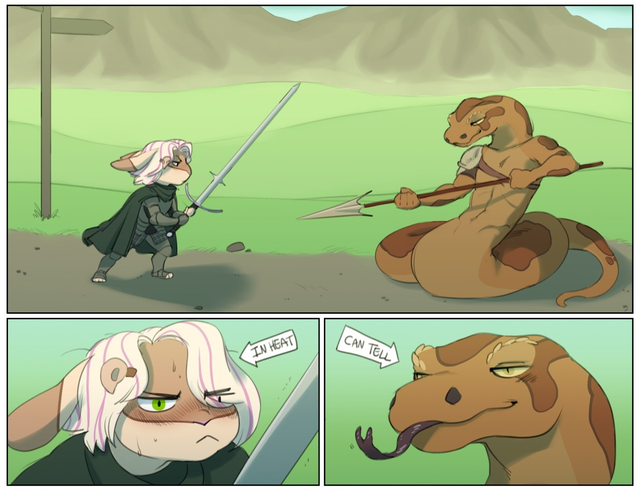 Truce At The Fork-Tongue Crossroads