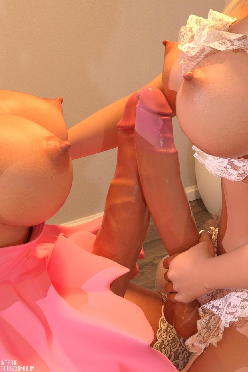 Tatiana & Kayla 1 - Girls Will Be Girls - part 3
