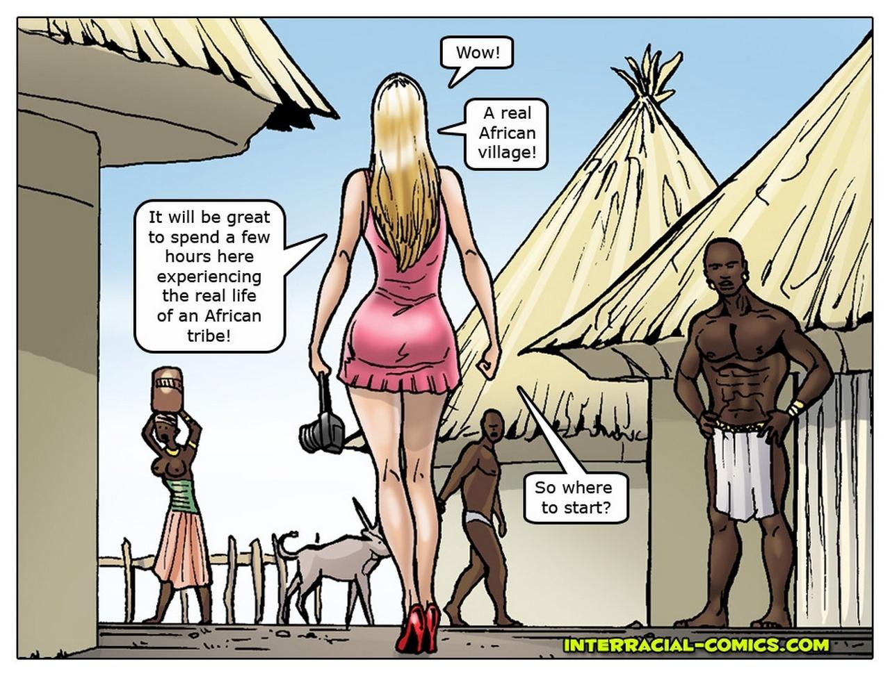 Afrikanische Abenteuer - Teil 3