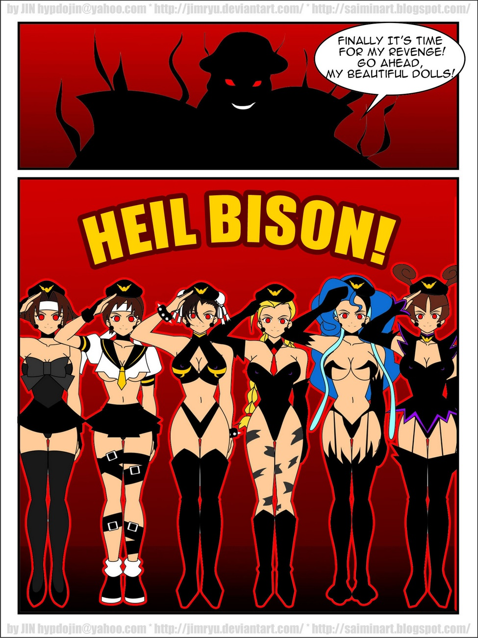 Bison Revival