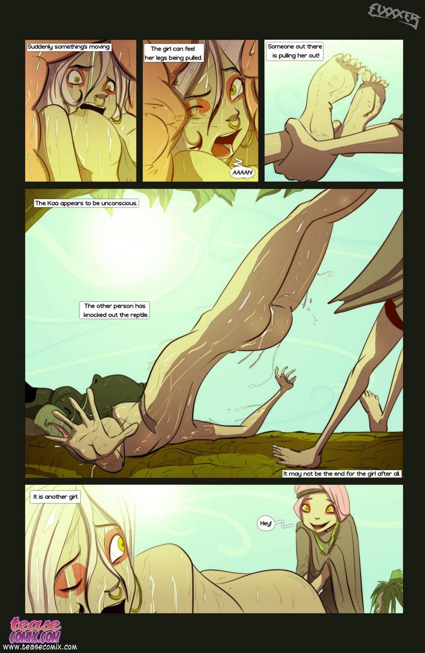 bu bu yılan ve bu Kız 1 - PART 2