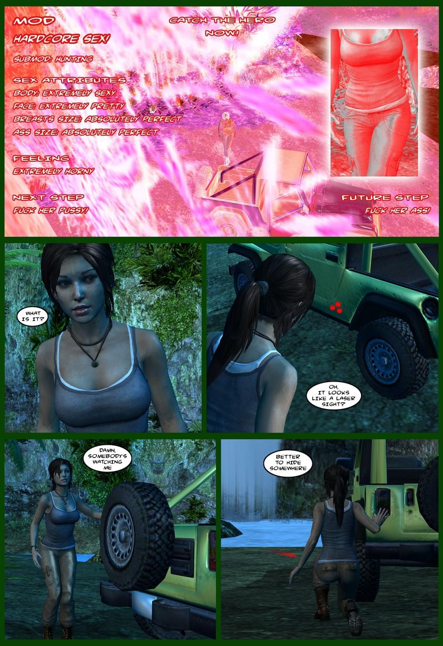 Lady & Cop VS Penetrator 1 - part 2