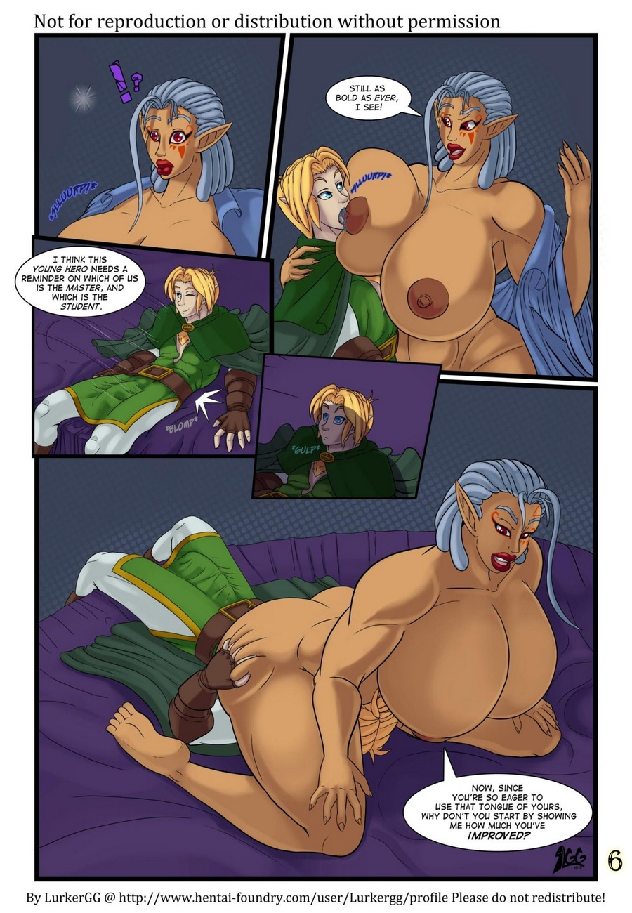 Lending Link Out - Impa\'s Trial
