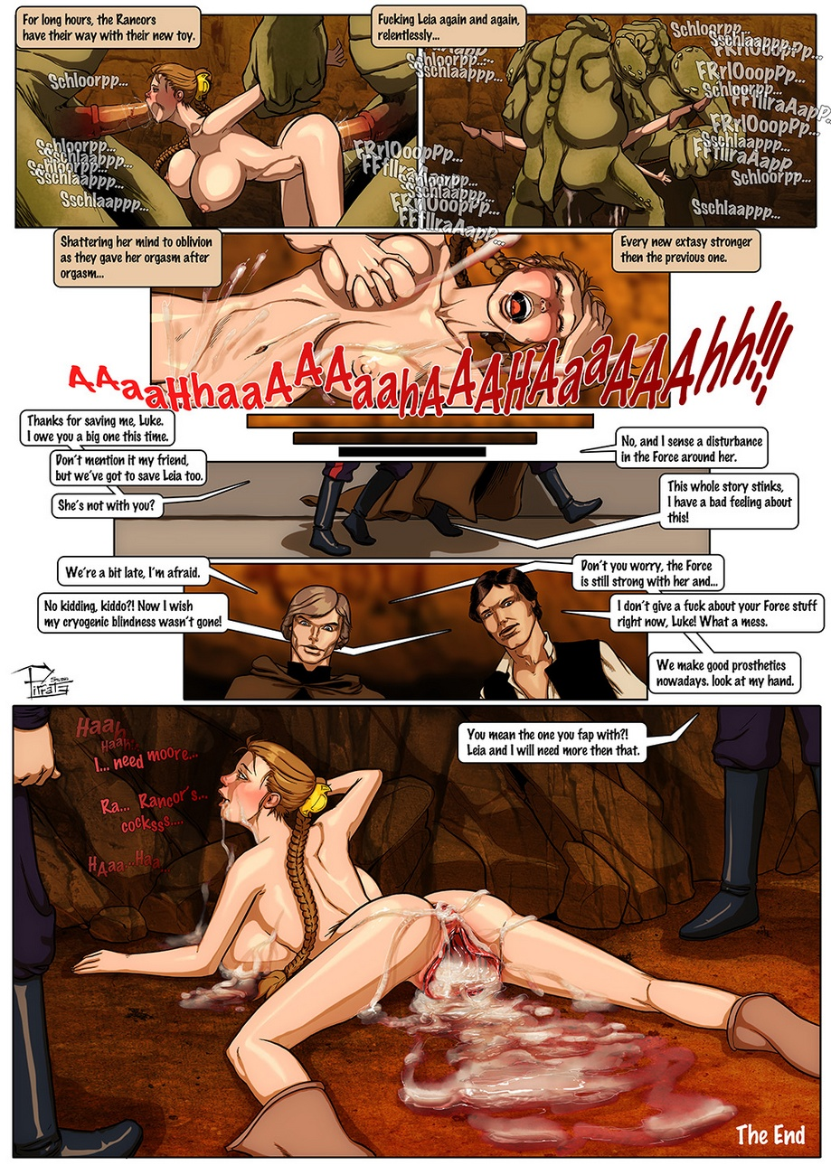 Princess Leia - Sex Toy
