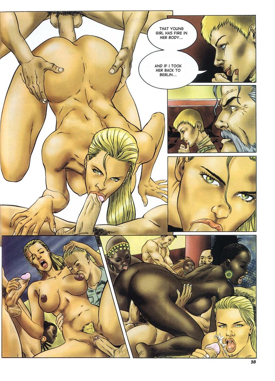 Секс паролия амазонки фильм