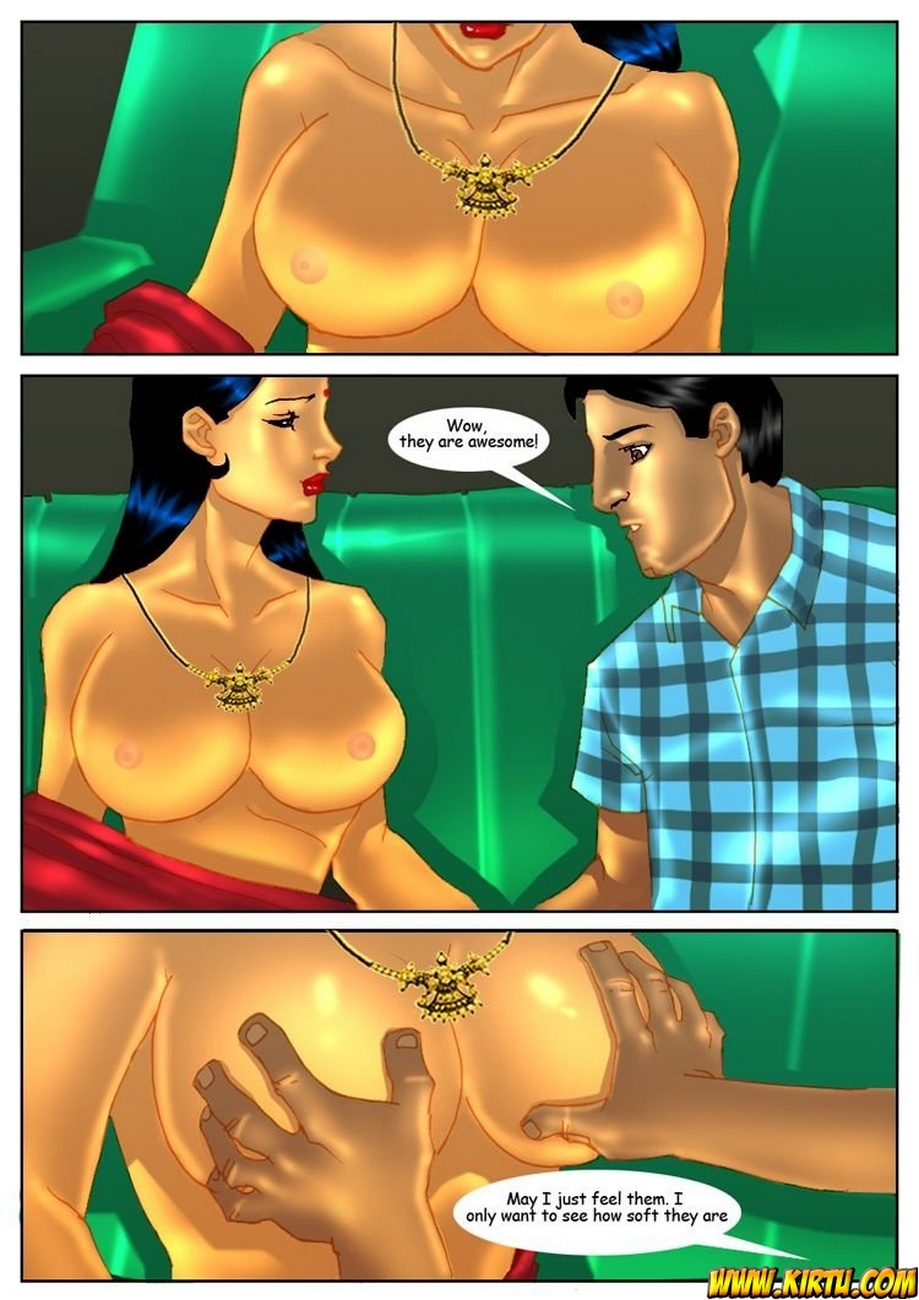 Savita Bhabhi 4 - Visiting Cousin - part 2