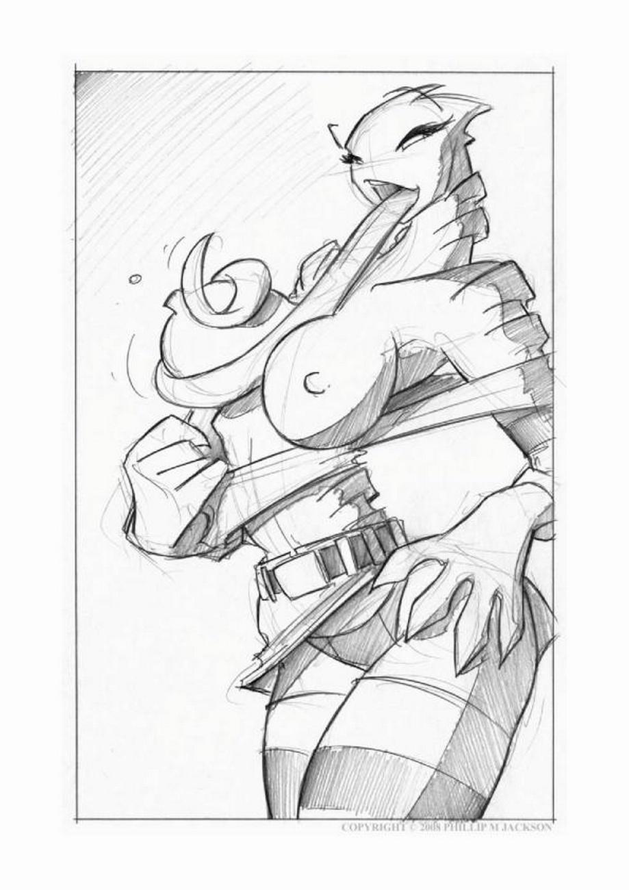 Gecko Girl