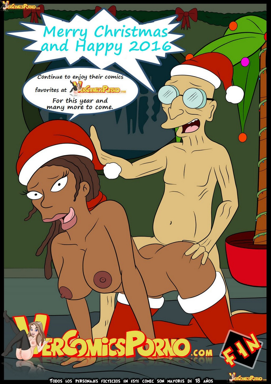 Futurama - Christmas Delivery - part 2