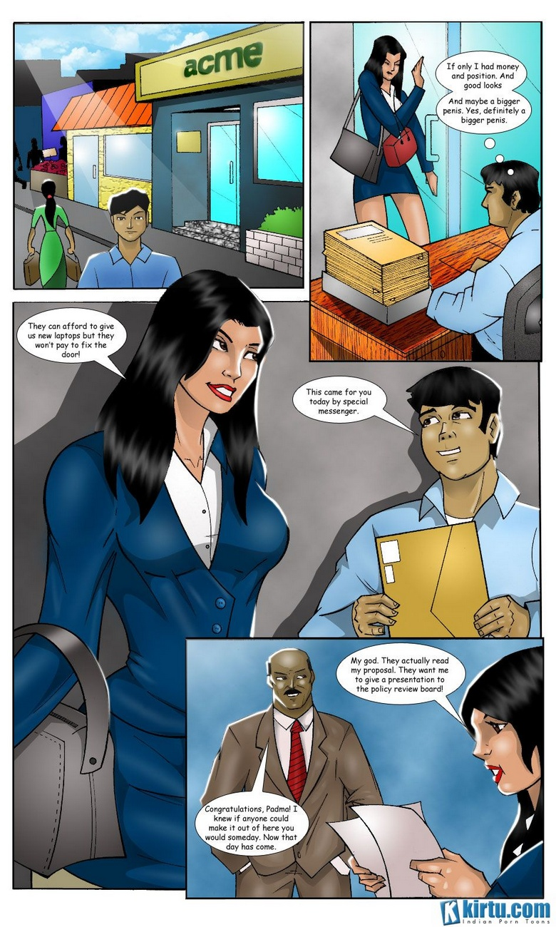 The Trap 1 - The Blackmail Of Padma