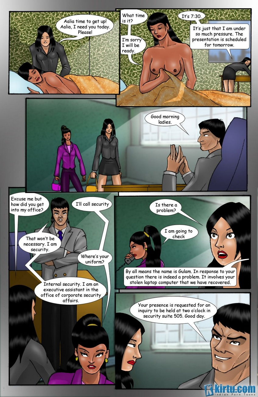 The Trap 1 - The Blackmail Of Padma - part 2