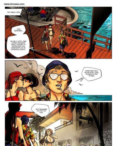 Island of Dreams (1 to 8) (Complete) - part 4