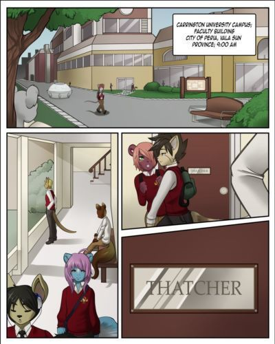 [Travaris Rhade] Welcome to Carrington (WIP) - part 3
