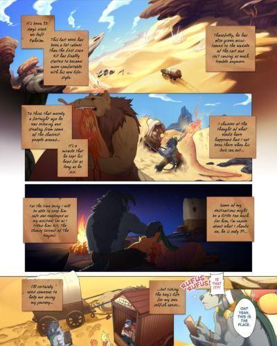 [Powfooo] Arcana Tales Chapter 2: The Alchemist and The Beast