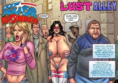 [Eric Logan III] Major Wonder: Lust Alley [Updated] [Ongoing]
