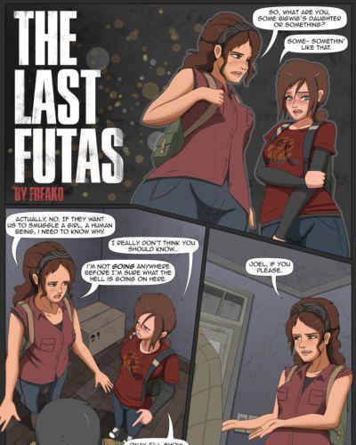 [Freako] The Last Futas (The Last of Us)