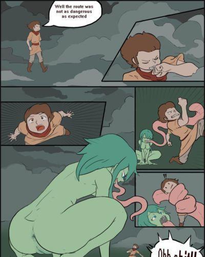 Monster Mädchen