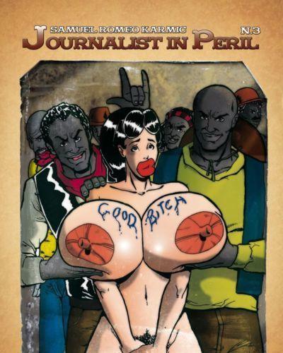 [Miss Joan] Journalist in Peril 3