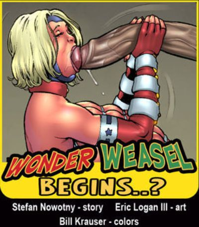 [Peter Ashton] Sharon McCain Adventures: Wonder Weasel Begins..? [Ongoing] [Updated]