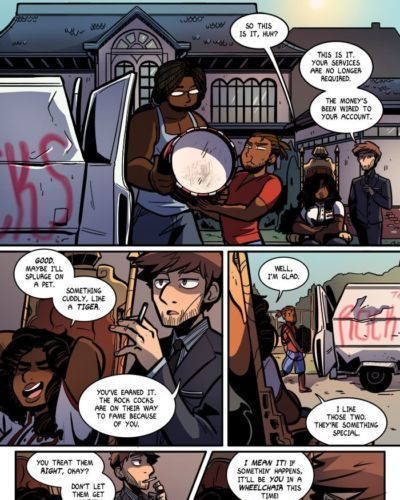 [Leslie Brown] The Rock Cocks [Ongoing] - part 10