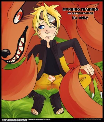 [ExoticDreamer] Morning Training (Naruto) [Ongoing]
