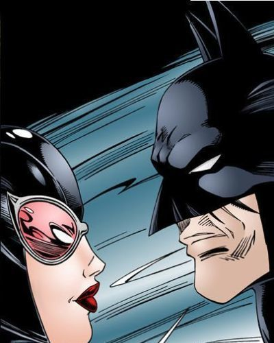 batman interroge catwoman