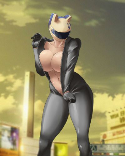 [Donaught] Celty (Durarara)