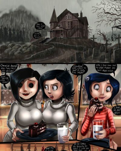 [Shagbase] Oraline (Coraline) [Ongoing]