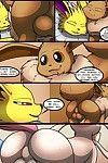[Kuroodod] Oversexed Eeveelutions Vol. 2(Pokemon)