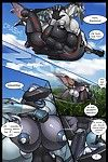 [renthedragon] Not Your Sky 2 [Ongoing]
